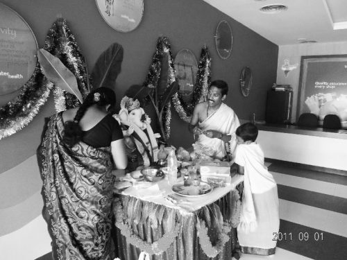 2011 – Ganesh Chaturthi Celebration