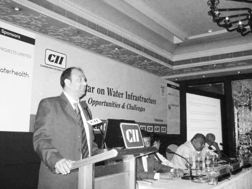 CII-Hyderabad_Seminar on Water Infrastructure