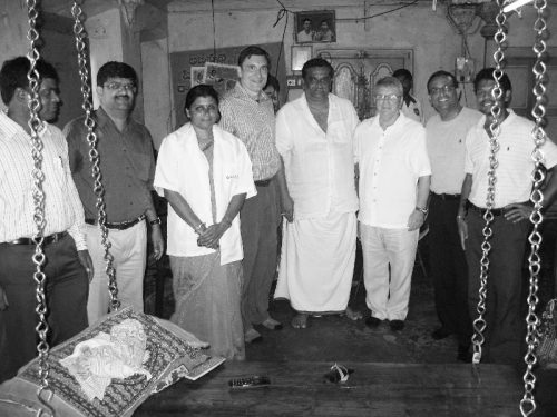 Board Members Visit to Veeravalli WHC