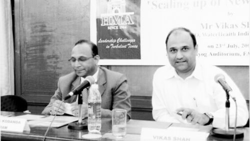 HMA-Hyderabad_Scaling up of New Enterprise By Vikas Shah